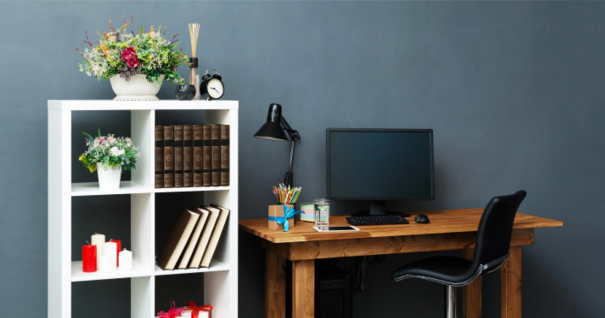 10 tips how to manage a home office image