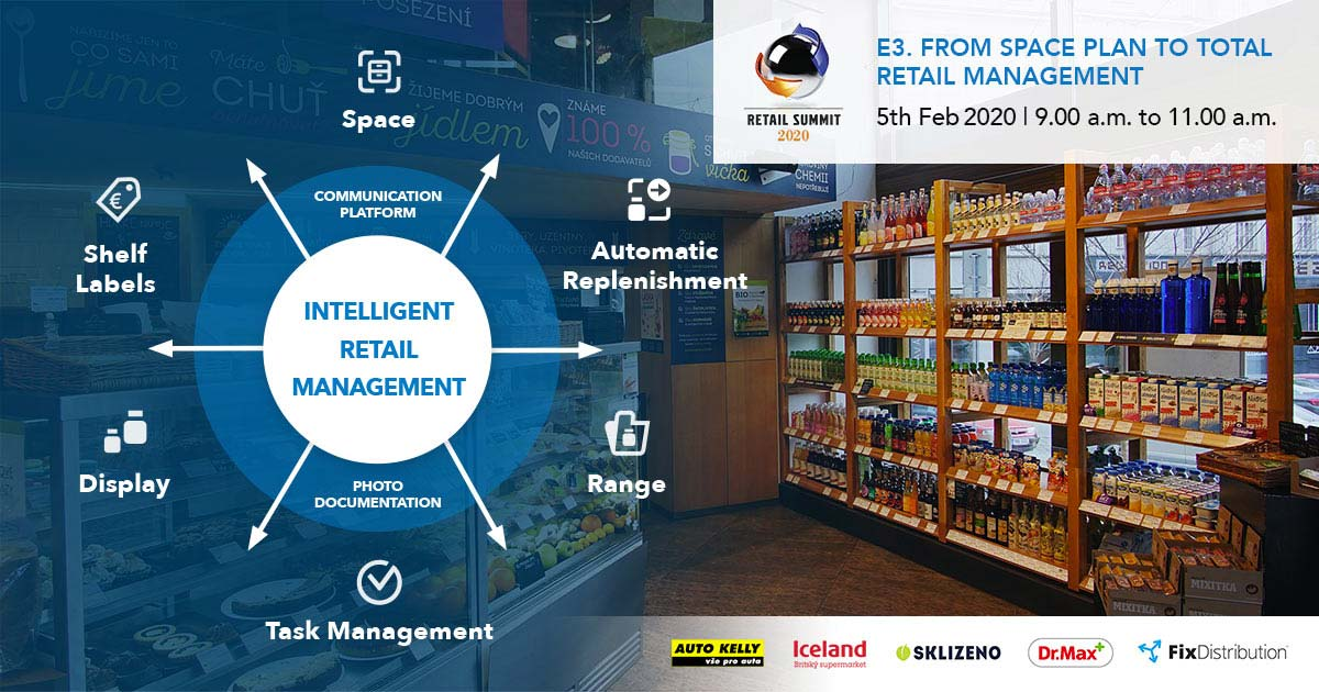 E3. From Space Plan to Total Retail Management image